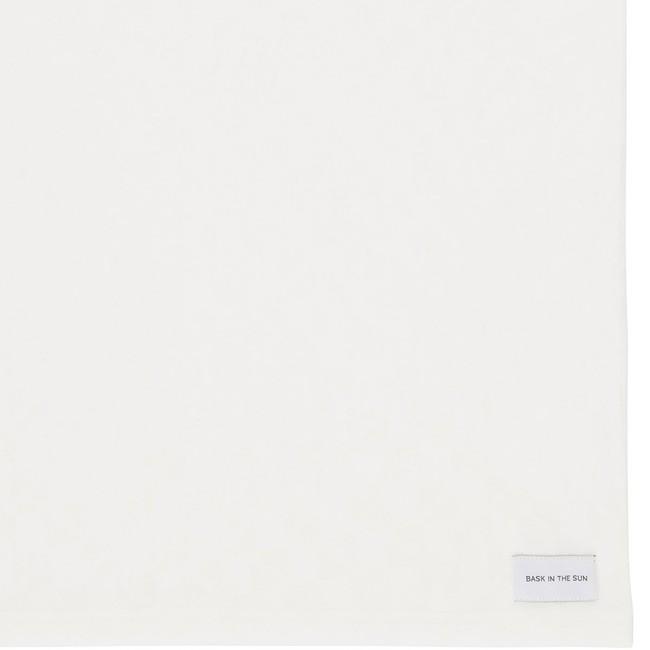 T-shirt en coton bio white aimar - Bask in the Sun num 3