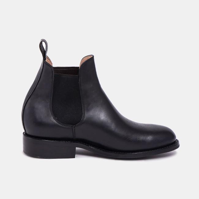 Pedro chelsea tire boot black - Cano