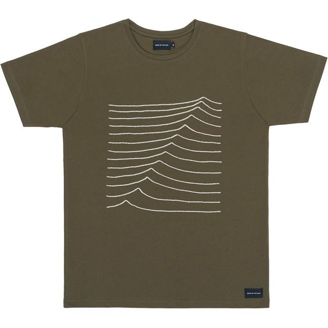 T-shirt en coton bio avocado swell - Bask in the Sun