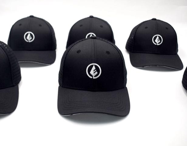 Wild cap - casquette technique recyclée [black] - Nosc num 2