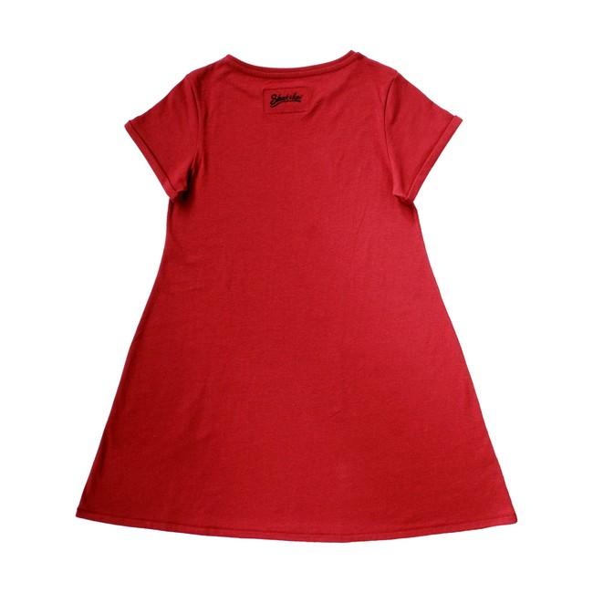Teahupoo dress - red - Shak & Kai num 6