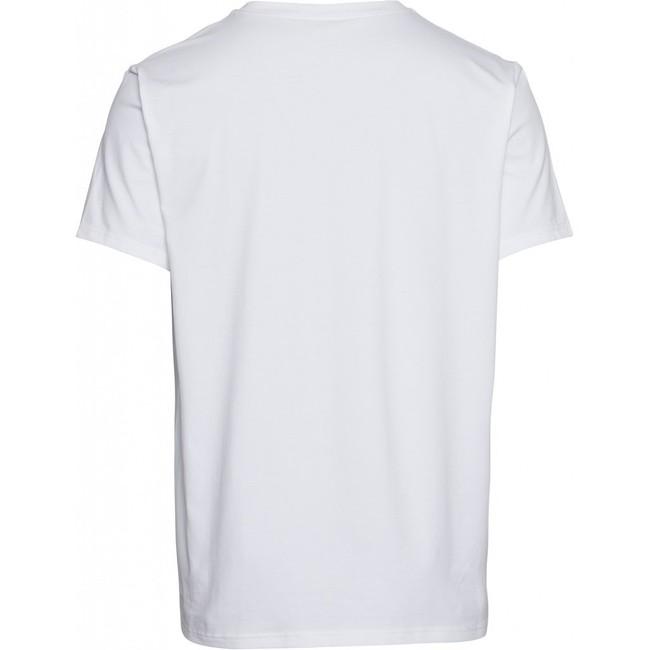 Pack t-shirt blanc et boxer gris en coton bio - Knowledge Cotton Apparel num 2