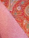 Sweat rouge cachemire - Les Récupérables - 2