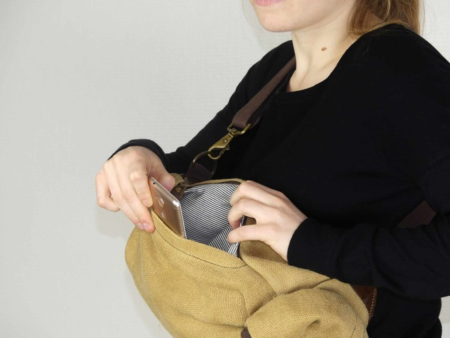 Petit sac à dos bandoulière - balish - Bhallot num 4