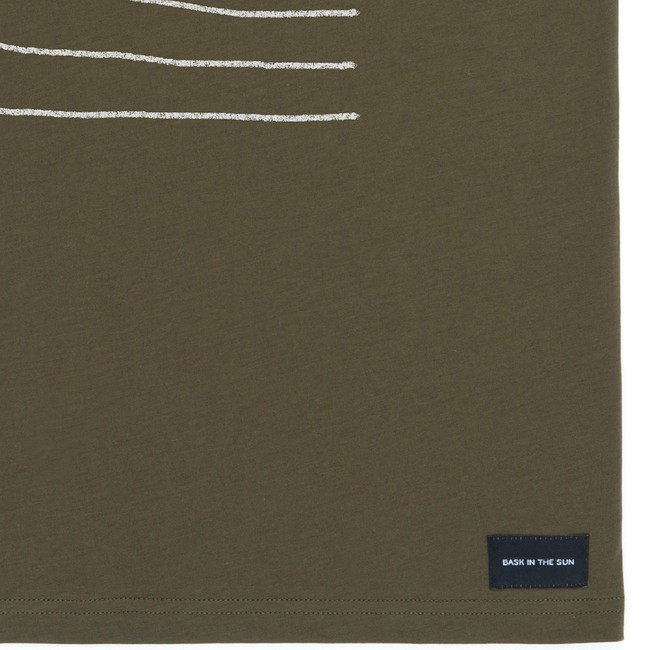 T-shirt en coton bio avocado swell - Bask in the Sun num 3