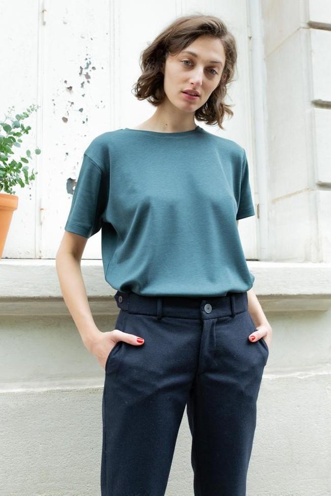 T-shirt coton bio camden - Noyoco