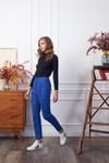 Pantalon kipants bleu de travail - Les Récupérables - 2