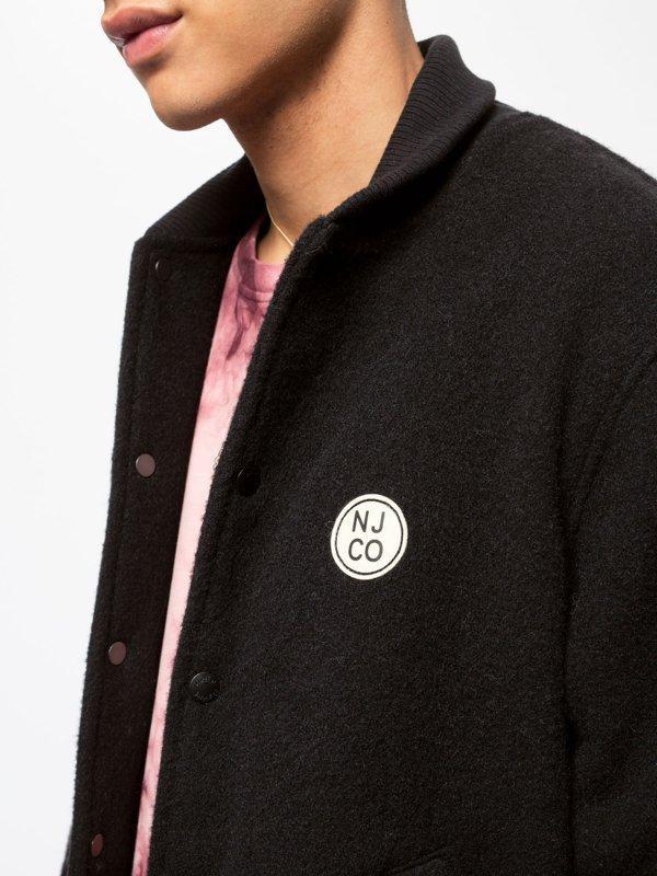 Veste en laine noire - bengan - Nudie Jeans num 4