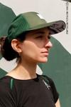 Wild cap – casquette technique recyclée [green wild] - Nosc