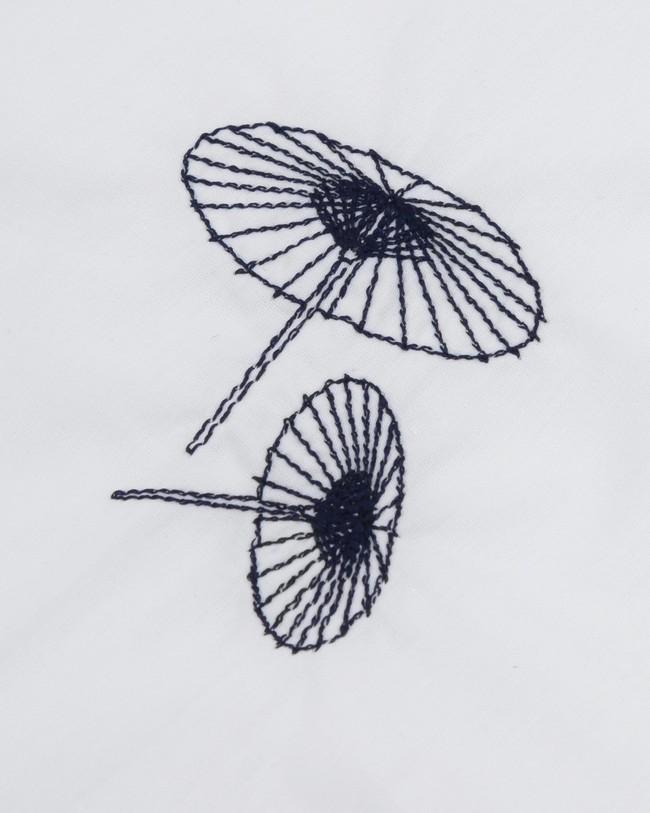 The osaka parasol essential blouse - Brava Fabrics num 2