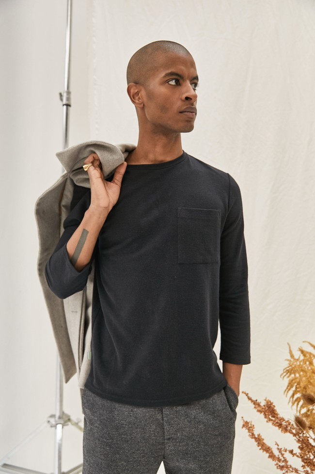 T-shirt coton bio belem - Noyoco