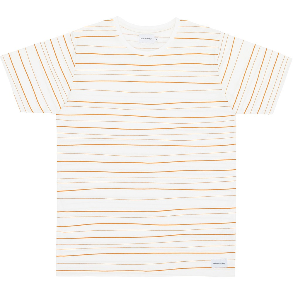 T-shirt en coton bio caramel olas - Bask in the Sun