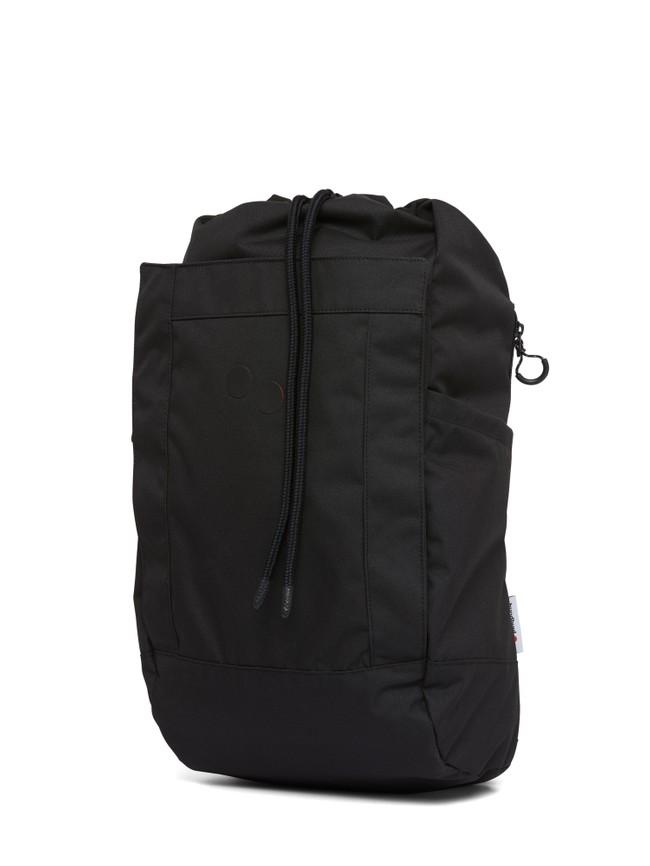 Sac à dos noir recyclé - kalm - pinqponq num 4
