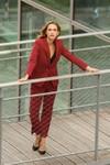Veste tailleur paris rouge - 17h10 - 2