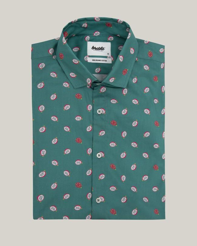 Pitaya paradise printed shirt - Brava Fabrics num 1