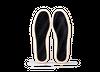 Chaussure semelle pneu recyclé cuir recyclé blanc - graviere - O.T.A - 4
