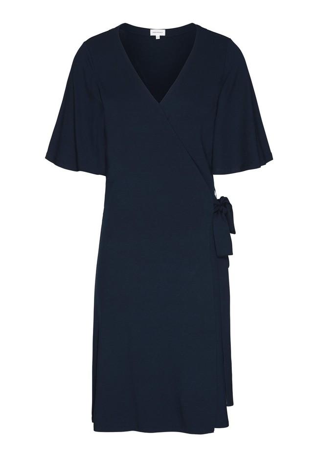 Robe marine en lenzing - monaa - Armedangels num 4