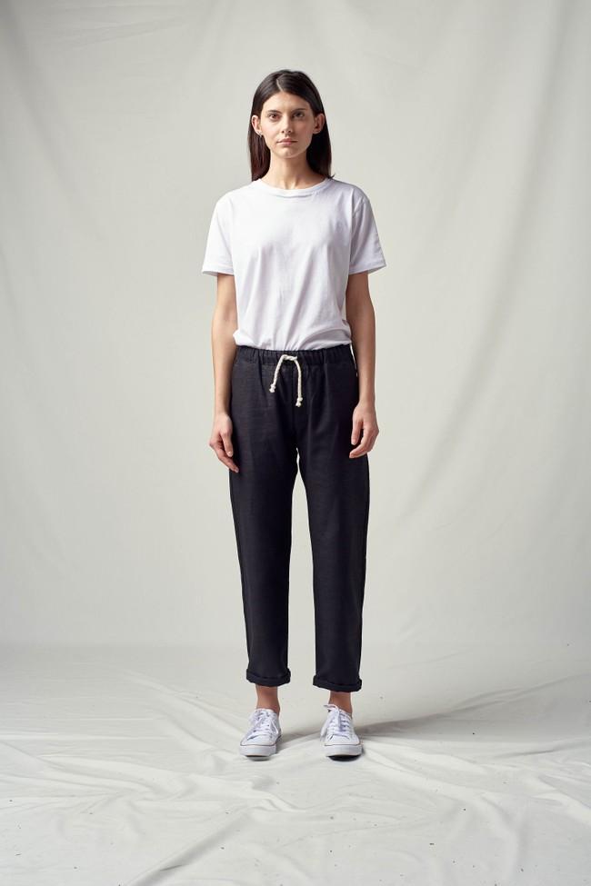 Pantalon tenerife en lin - Noyoco num 15
