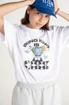 T-shirt coton bio york adam the illustrator - Noyoco - 1