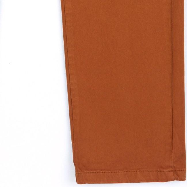 Pantalon en coton bio caramel tiago - Bask in the Sun num 3