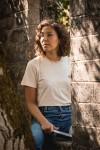 T-shirt unisexe misti en coton bio non teint - Pitumarka - 1