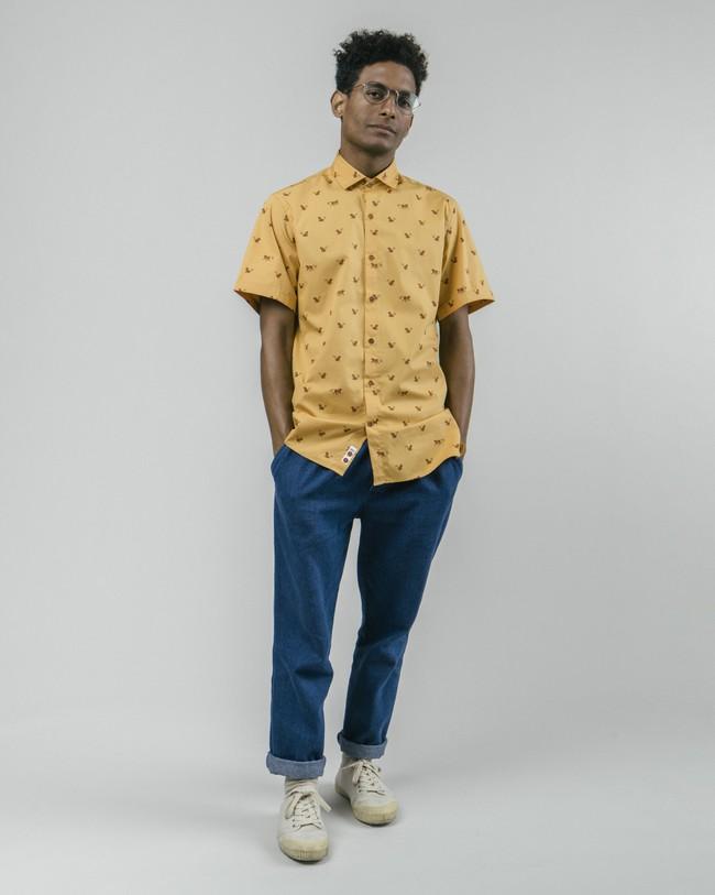 Monkey monkey printed shirt - Brava Fabrics num 4