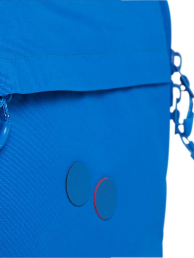 Sac à dos bleu recyclé - purik - pinqponq num 6