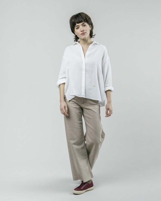 Japanese sky essential blouse - Brava Fabrics num 3