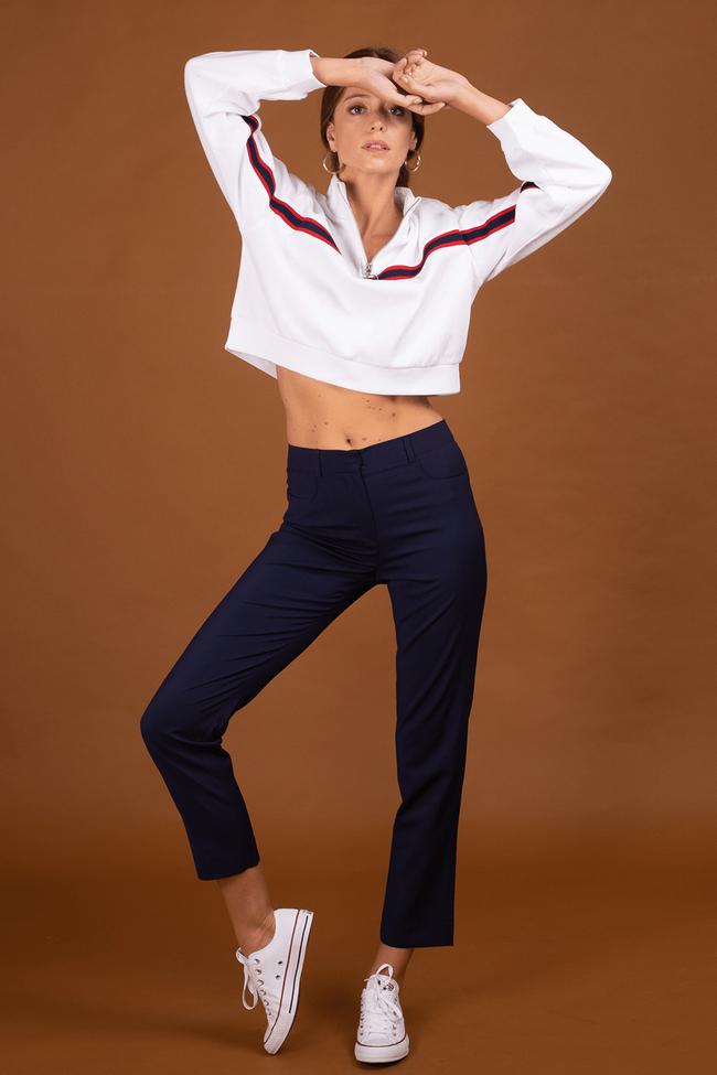 Pantalon tailleur new york navy - 17h10 num 2