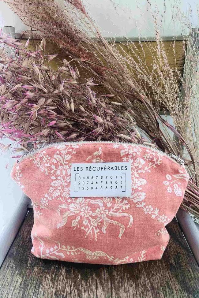 Pochette pompadour - Les Récupérables