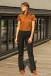 Pantalon tailleur berlin vert profond - 17h10 - 1