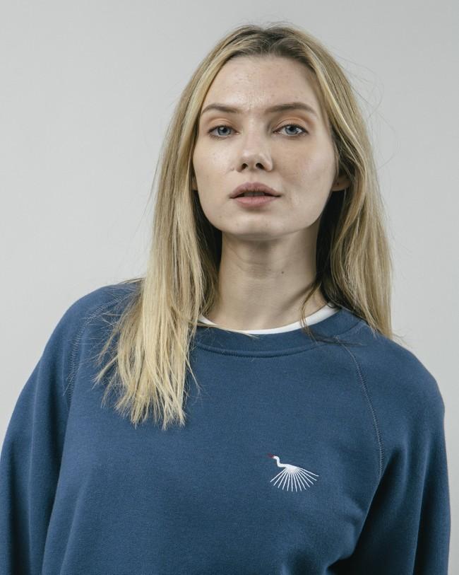 Japanese sky sweatshirt - Brava Fabrics num 4