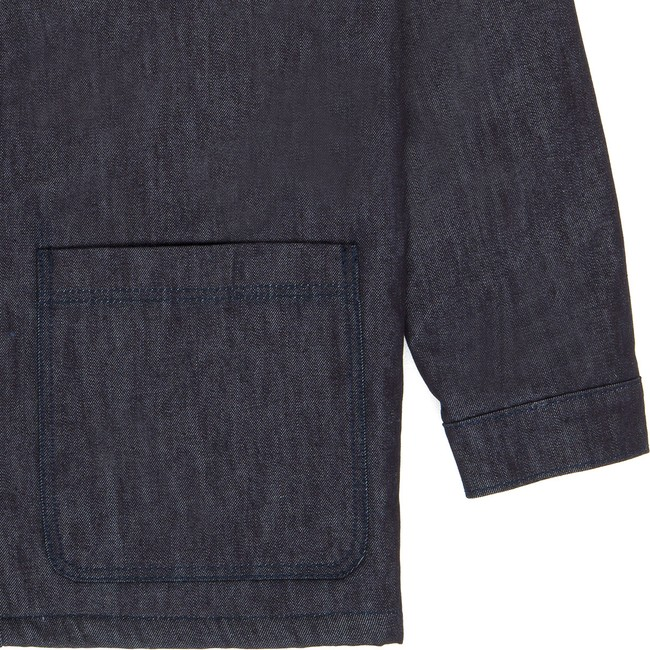 Veste en coton bio denim dachi - Bask in the Sun num 3