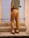 Pantalon marron - Maison Alfa - 2