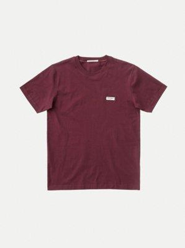 T-shirt figue en coton bio - daniel - Nudie Jeans num 3