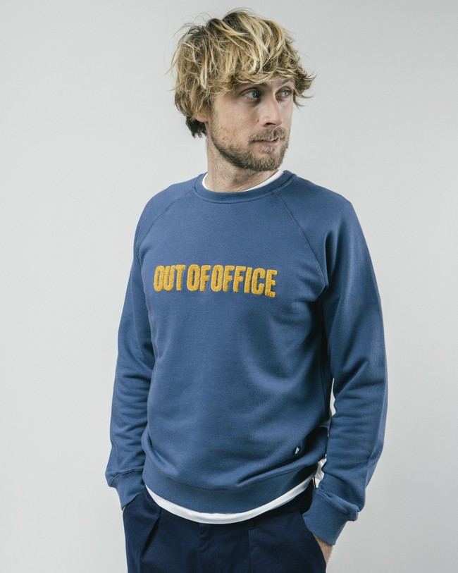 Out of office sweatshirt - Brava Fabrics