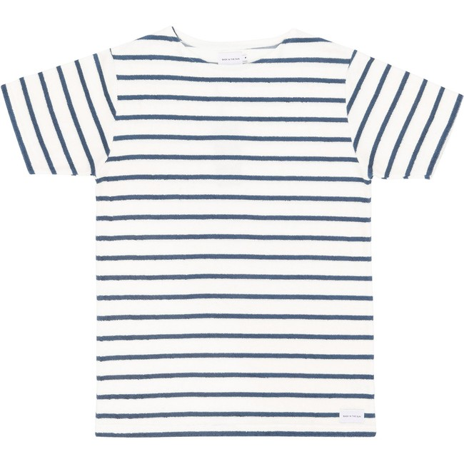 T-shirt en coton bio blue goxo - Bask in the Sun