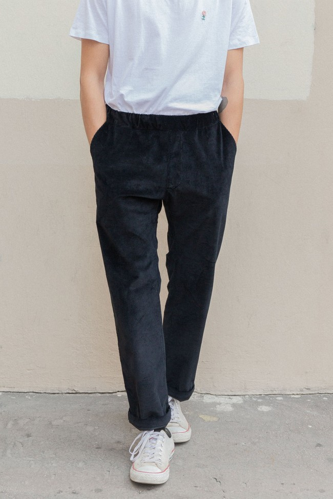 Pantalon tenerife velours - Noyoco num 2