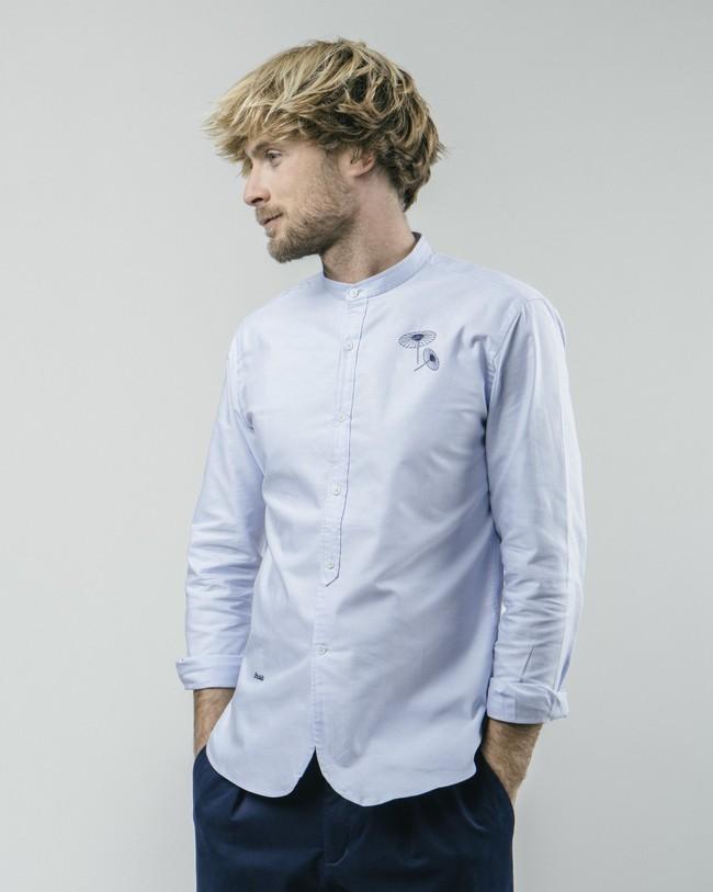The osaka parasol essential shirt - Brava Fabrics