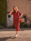 Robe chemise - Maison Alfa - 1