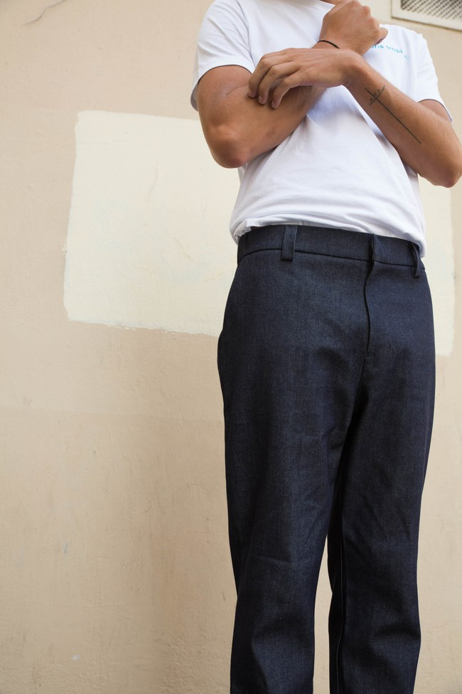 Pantalon stockholm - Noyoco num 11