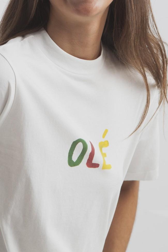 T-shirt en coton bio olé - Thinking Mu num 1