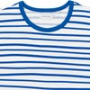 T-shirt en coton bio blue esperanza - Bask in the Sun - 2