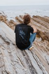 T-shirt recyclé - topo stream - Hopaal - 4