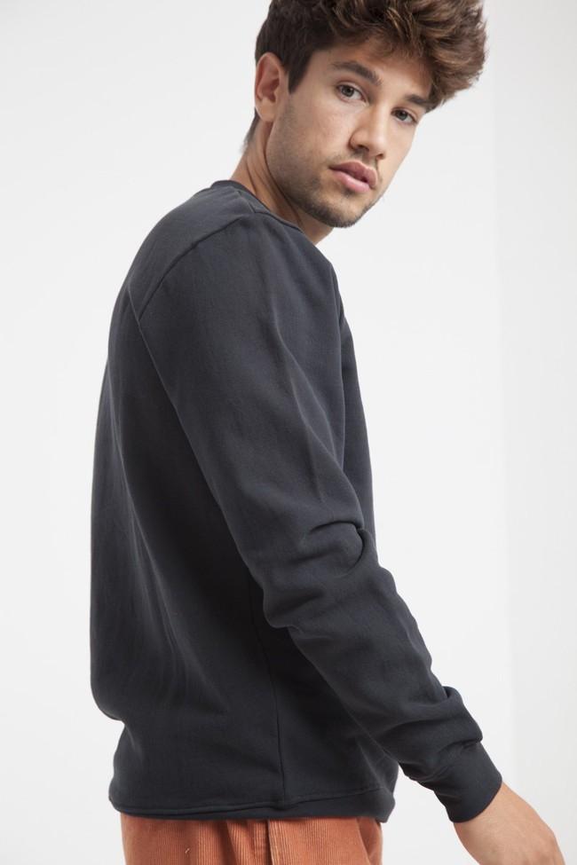 Sweatshirt en coton bio believe - Thinking Mu num 4