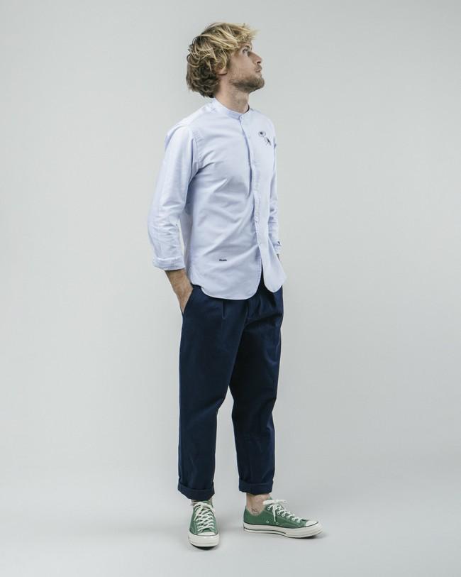 The osaka parasol essential shirt - Brava Fabrics num 4