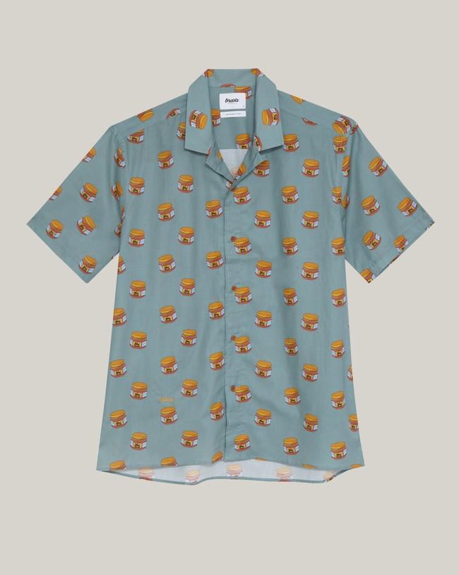 Tiger brava aloha shirt - Brava Fabrics num 1