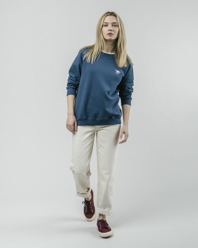 Japanese sky sweatshirt - Brava Fabrics num 3