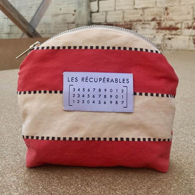 Pockette baldaquin - kool - Les Récupérables num 1