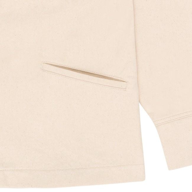 Veste en coton bio white akemi - Bask in the Sun num 3